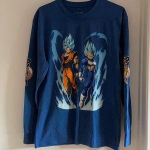 NWOT Dragonball merci crewneck sweatshirt